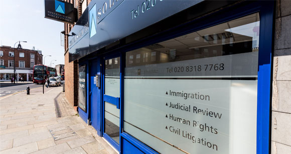 uk immigration and visa lawyers London